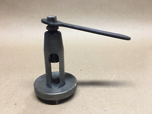 South Bend Lathe Lantern Style Tool Post 9 10 Sears Atlas Crafstman Leblond