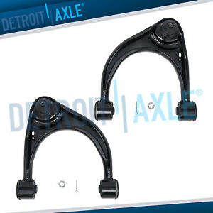 Fit 2008 2009 2010 2011 2016 Toyota Sequoia Tundra 2 Front Upper Control Arms
