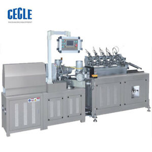 Fully Automatic Multi cutters High Speed Drinking Paper Straw Machine