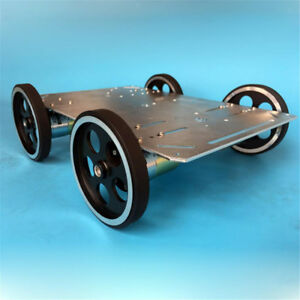 C600 4wd Smart Robot Car Chassis Kit Large Load For Education Diy Kits