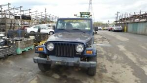 Front Axle Dana 30 Lhd 3 73 Ratio Without Abs Fits 97 06 Wrangler 355865