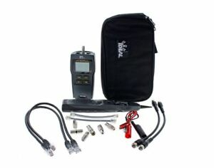 Ideal Tone And Probe Test Tone Trace Vdv Kit Voice Data Video Cable 33 866