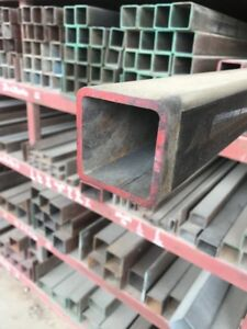 2 1 2 X 2 1 2 X 3 16 Steel Square Tubing X 12 Long