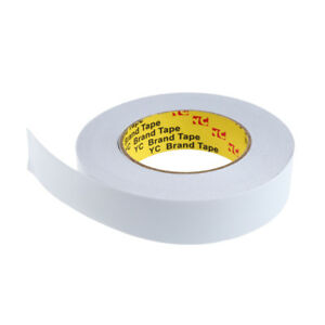 Width 30mm Double Sided Strong Self Adhesive Stick Foam Tape Roll 50m