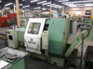 Okuma Lc 30 Cnc Chucker Lathe W 12 Chuck And Tooling