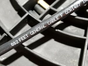 General Cable Gcr1407 Cat5e Sf utp Shielded Industrial Ethernet Cable Blk 100ft
