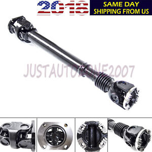 Front Drive Shaft Prop Assembly 52123326ab For 03 13 Dodge Ram 2500 3500 Diesel