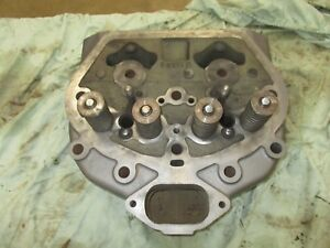John Deere 70 720 Diesel F3211r Cylinder Head Ready To Bolt On Antique Tractor