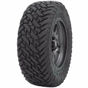 35x12 50r20 35 Fuel Off Road Mud Gripper M T Tires 12 Ply Set Of 4