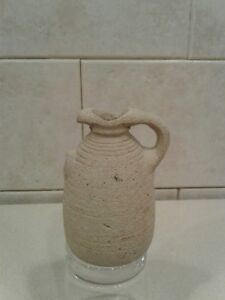 Rare Ancient Roman Vessel 1st Century 2000 Yrs Old Authentic Found Israel