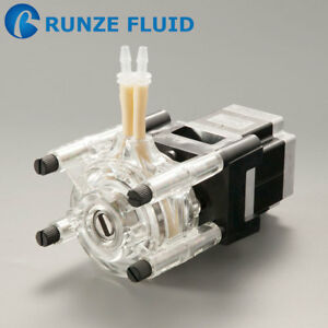 Medical Grade Pharmaceutical Dosing Pump Anti Corrosion Programmable Step Motor