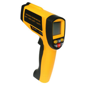 Digital Infrared Thermometer Ir 200 1850 c Non contact Pyrometer Temperature