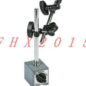 One New Mitutoyo 7011s 10 Magnetic Stands For Dial Used Indicators