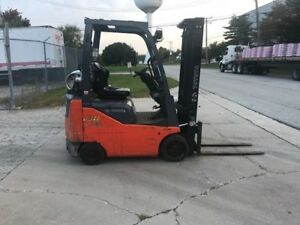 2013 Toyota 8fgcu15 Used Forklift Excellent Condition Low Hours We Will Sh