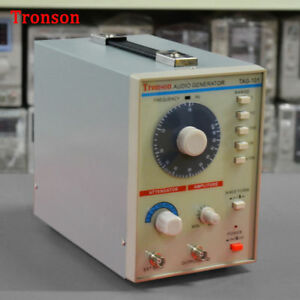 110 Volt Low Frequency Audio Signal Generator Signal Source 10hz 1mhz Tag 101 8w