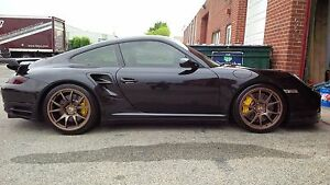 Champion Ms61 Magnesium Wheels For Porsche 997 Gt2 Gt3 Turbo 996 Turbo Gt2