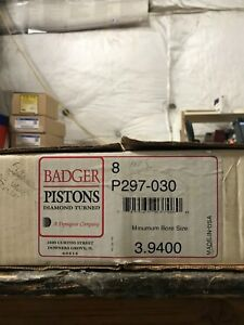 318 Dodge chrysler mopar Pistons 1973 84