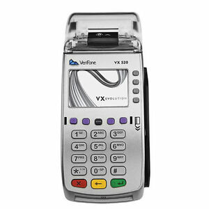 Repair Service For Verifone Vx 520 Emv Or Non Clear Tamper Certifications