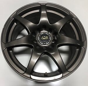 15 Adr 2 Intense 15x6 5 Wheel Rim 5x100 5x114 3 Bronze Clean Great Condition