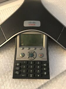 Cisco Ip Conference Station Phone Cp 7937g Voip 1 External Mic 2201 40100 001
