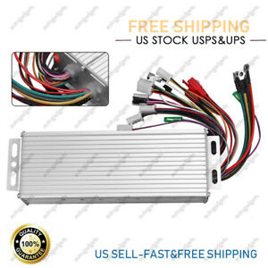 For Electric E bike Scooter Brushless Dc Motor Speed Controller 48 72v 1500w