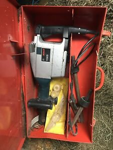 Bosch Demolition Hammer Model 11305 Jackhammer Construction Demo Built To Last