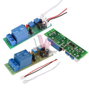 Dc12v Adjustable Infinite Cycle Delay Timer Relay 15 60 120 Minute On off Switch
