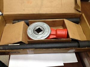 Ridgid 39380 D 1440x Threader Ratchet Handle Made in the usa