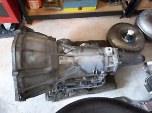 Gm 4l60e Transmission With Torque Converter No Shipping