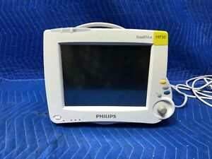 Philips Intellivue Mp30 Anesthesia Touch Screen Patient Color Cardiac Monitor