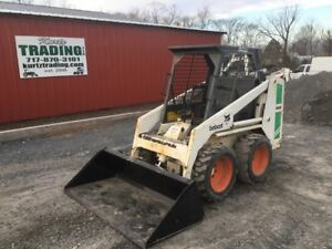 1992 Bobcat 642b Skid Steer Loader Coming Soon