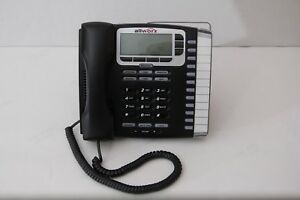 Allworx 9212 Voip Poe 12 line Display Office Phone No Power Supply