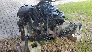 2005 Ford Ranger Engine 4 0l 6 Cyl And Transmission