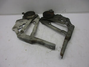 94 95 96 97 98 99 00 01 Dodge Ram Hood Hinges Pair 1500 2500 3500
