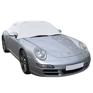 232g Porsche 911 996 997 Convertible Soft Top Roof Half Cover 1999 To 2011