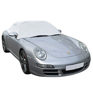 Porsche 911 996 997 Soft Top Roof Protector Half Cover 1999 To 2011 232g