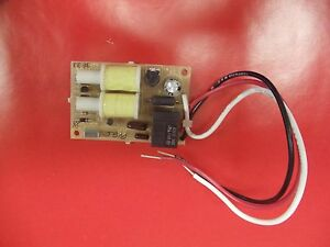 Simplex Time 5010 Hertz Bell Receiver New Old Stock 562 363