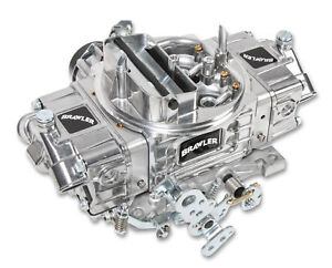 Quick Fuel Technology 650cfm Carburetor Brawler Hr Series P N Br 67255