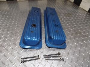 94 Trans Am Camaro Lt1 Valve Covers Center Bolt 350 Sbc Chevy 93 96 97 T56 5 7