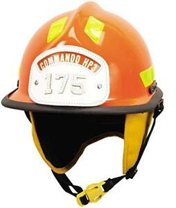 Msa Cairns Hp3 Defender Fire Helmet New