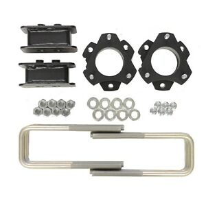 04 08 F150 4x2 Coil Over 2 75in Front 1in Rear Up To 33 Inch Tire Lift Kit