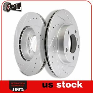 Front Brake Discs Rotors For 1991 1992 1993 1994 1995 1996 1997 Bmw 318i 318is