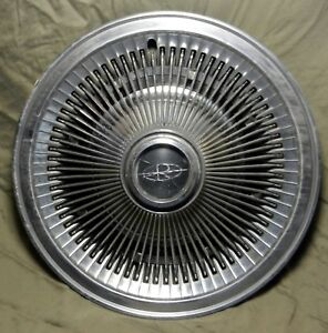 Gm Factory Stock Oem Vintage Buick Wire Wheel Cover Cap 1968 Riviera 15 Inch