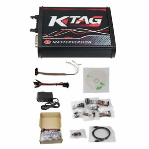 Obd2 Manager Tuning Kit Master Version Ktag V7 020 Car Ecu Programmer Tool Nd