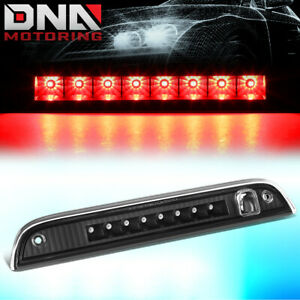For 2007 2017 Jeep Patriot Full Led Third Brake Light Rear 3rd Stop Lamp Black