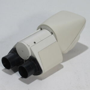 Leica Binocular Head For Dmls dmlb Microscope 501055