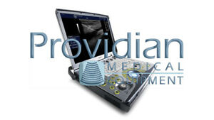 Ge Logiq E Bt12 Portable Ultrasound System With 3s rs 8l rs Cardiac vascular T
