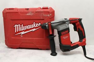 Milwaukee 5263 20 5 5 Amp 5 8 Corded Sds Plus Rotary Hammer
