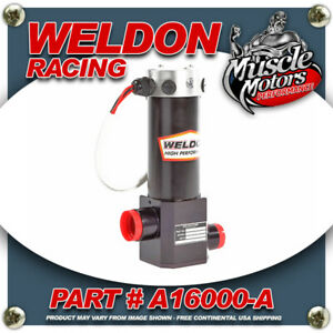 1400hp And Higher Weldon Racing A16000 A High Performance Fuel Pump