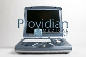 Ge Voluson I Portable Ultrasound System With Rab4 8rs E8c rs 4d Convex Ob gyn